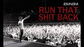 Eminem - RUN THAT SHIT BACK [feat. 2Pac]