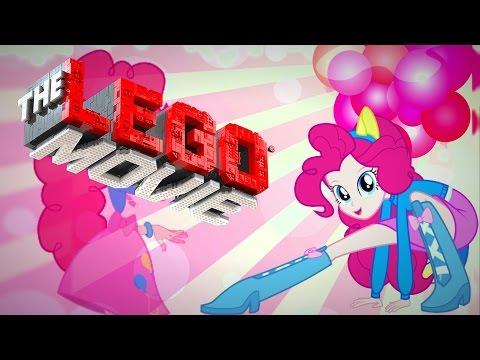 MLP The LEGO Movie (Trailer Parody)