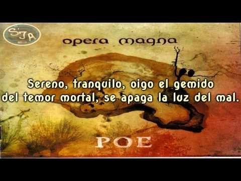 09 Opera Magna - El corazón delator Letra (Lyrics)
