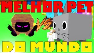 HOW TO GET THE BEST PET IN THE WORLD IN ROBLOX PET SIMULATOR