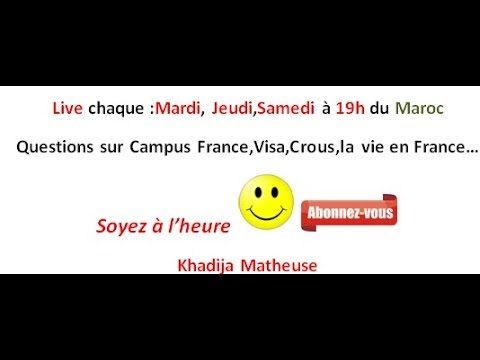 Questions Procédure Campus France Visa Crous