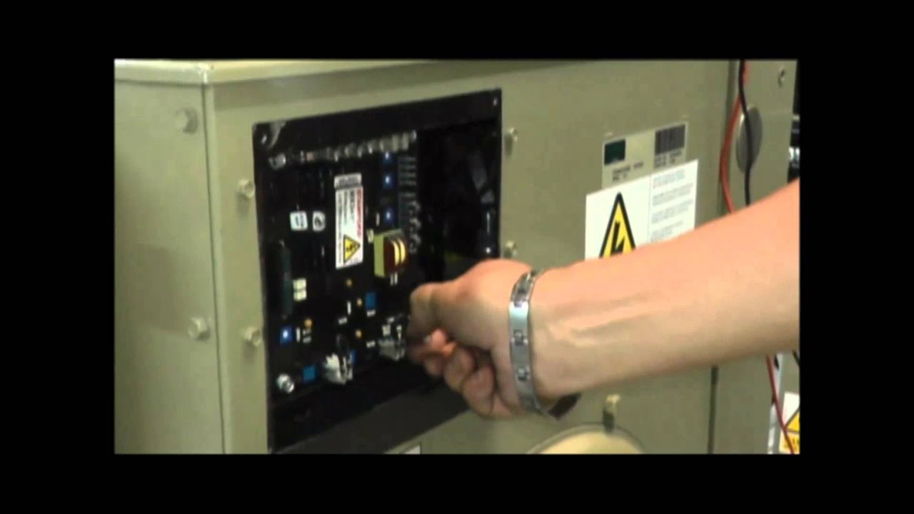 Americas Generators How To Install A Voltage Regulator Part 2 Sx460 Wiring Diagram Youtube