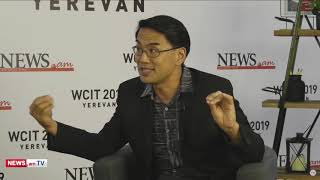 Steve Chan on WCIT 2019: Armenian government did a great job