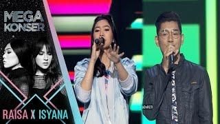 Isyana Ft JAZPesta Dari MataMega Konser Raisa X Isyana 2017