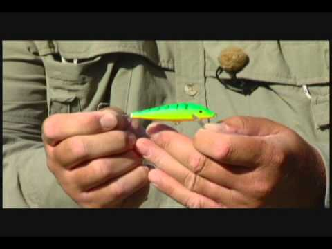 rigging rapalas for rainbow trout - youtube, Fly Fishing Bait