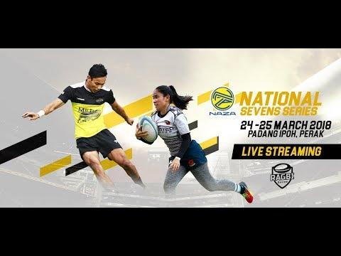 NAZA NATIONAL SEVENS SERIES 3 IPOH, PERAK - DAY 1