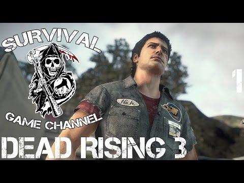 Dead Rising 3: Apocalypse Edition (PC) Прохождение На Русском #1 — ЗОМБИ АПОКАЛИПСИС