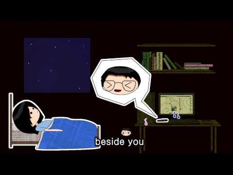 Count On Me - Bruno Mars Cartoon Animation w/ Lyrics