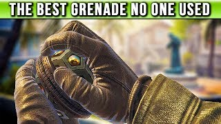 Top 10 BEST GRENADES in Cod History