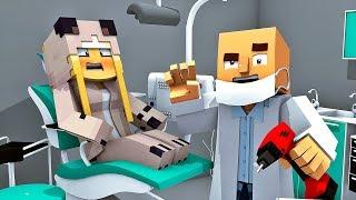 WIR GEHEN ZUM HORROR ZAHNARZT! ✿ Minecraft [Deutsch/HD]