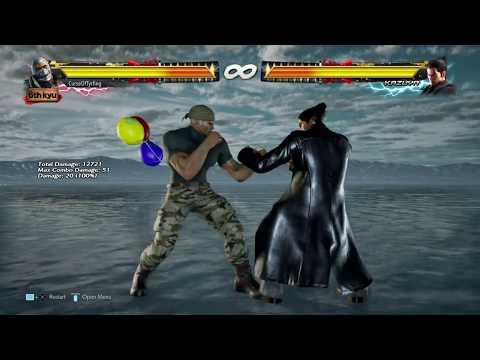 Tekken 7 - Bryan Taunt Jet Upper Combo Confirmed