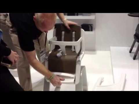 The Nuna Zaaz High Chair – ABC Expo 2012