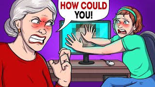 My husband left me and our newborn daughter after learning his diagnose   Fabiosa Animated