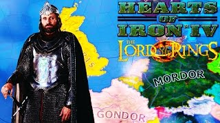 LORD OF THE RINGS MOD HEARTS OF IRON 4