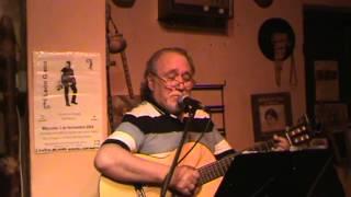 """Pocho Sosa """"No se que diablos me pasa"""" tonada: Valles y Villavicencio.guitarras: Vidal y Alessia.mpg"""