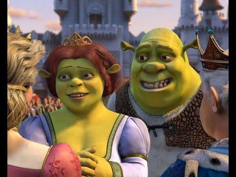 - Shrek Forever After - Shrek part 4 - Für immer Shrek  Gameplay