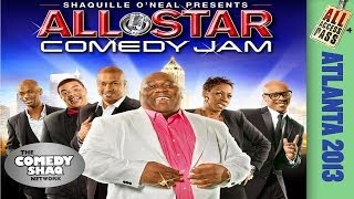 An All Access Backstage Pass To All Star Comedy Jam Atlanta 2013