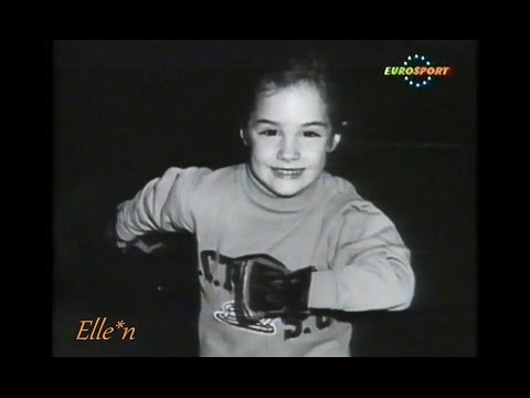 Milwaukee, Wisconsin (USA) - interview Bonnie Blair, 1992 broadcasted