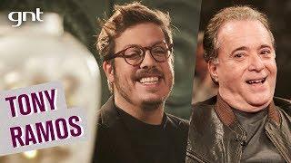 Melhores Momentos: Tony Ramos e os cupins com Tarcísio Meira | Que História É Essa, Porchat?