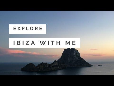 EXPLORE IBIZA WITH ME | HIKING, FITNESS RETREAT & SUNSETS | NATALIE GLAZE |