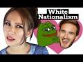 White Nationalists Everywhere! | PewDiePie Drama