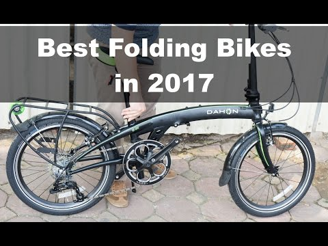 The Best Folding Bikes to Buy in 2017