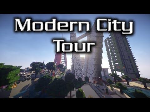 Let's Tour: A Modern City (Part 1)