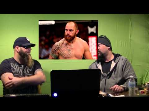 Robbie Lawler vs Johny Hendricks 2