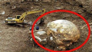 4 Najdziwniejsze Rzeczy Znalezione Na Ziemi!