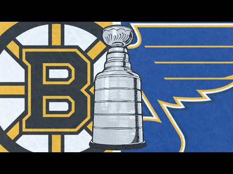 Boston Bruins Vs. St. Louis Blues - June 12, 2019 | Stanley Cup Classics