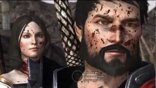 Dragon Age 2 - Demo Gameplay  #1 Xbox 360
