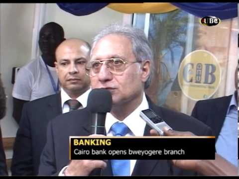 CAIRO BANK EXPANSION UG IGNATIUS