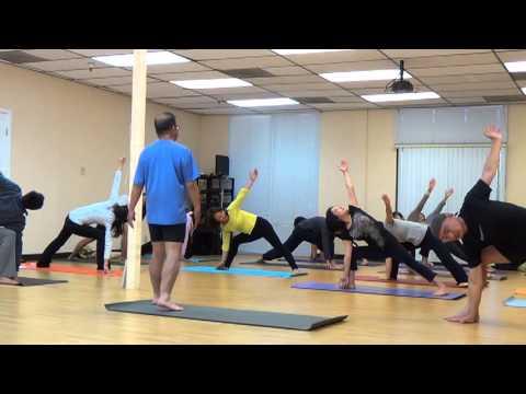 Walter's Yoga with Joyce