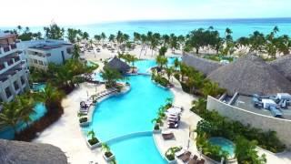 Secrets Cap Cana Resort & Spa 2017 Drone Video