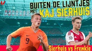 Kaj Sierhuis Daagt Frenkie de Jong Uit:
