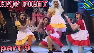 FUNNY MOMENT KPOP IDOL part 9