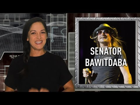 Kid Rock bans newspaper from concert, might have just secured Senate seat