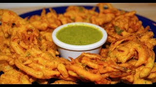Best Onion Pakoda (Payazi)/Onion Ring(Indian Style) From Lovely's Kitchen(, 2013-08-12T17:14:22.000Z)