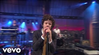 It's Not My Fault, I'm Happy (Live on Letterman)