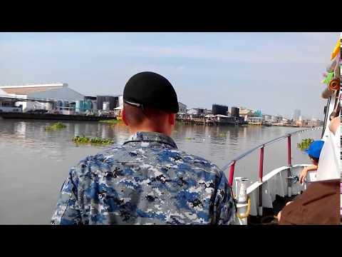 pasig river ferry ride to escolta (part1)