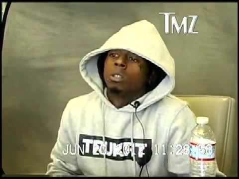 Lil Wayne Gets Mad