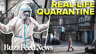 What Does A City Of 11 Million People Look Like Under Quarantine? Coronavirus In Wuhan