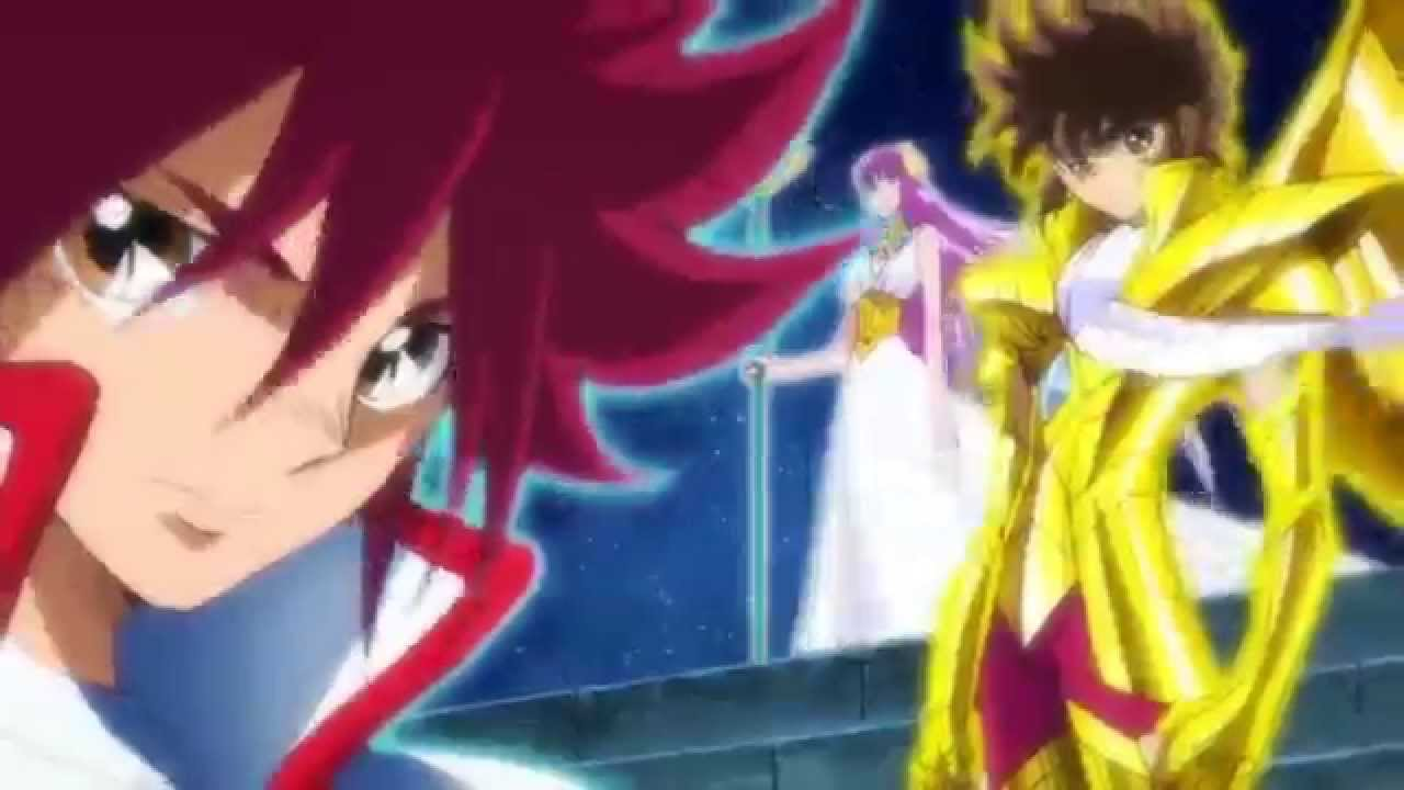 Nonton Saint Seiya Omega Subtitle Indonesia Full Episode
