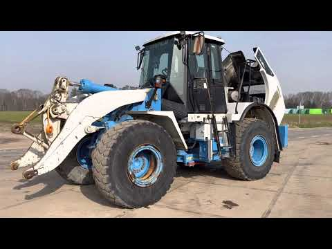 Used heavy machinery Caterpillar 950H Radlader