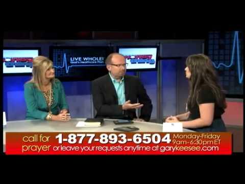Health Show Part 1-Gary Keesee-Faith life Now