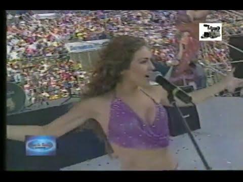 Thalia Regresa a mi Viva la Radio 2000