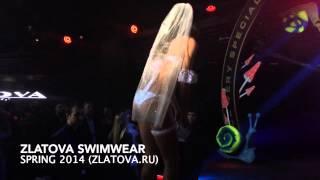 Wedding swimwear by Zlatova (Свадебные купальники)
