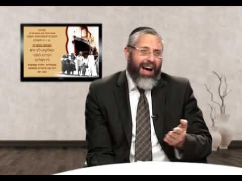 הרב יעקב אליצור הרצאה ברמה גבוהה על נבואות שהתגשמו חלק א סדרה מס 1 חובה לצפות
