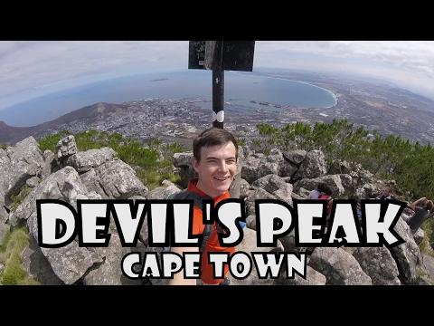 A heavenly stroll up Devil's Peak!