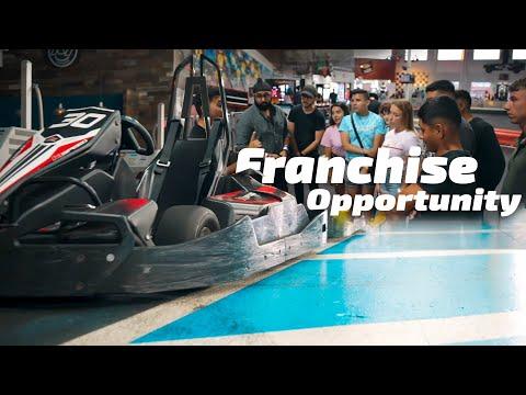 Open Your Own K1 Speed Go Kart Franchise!